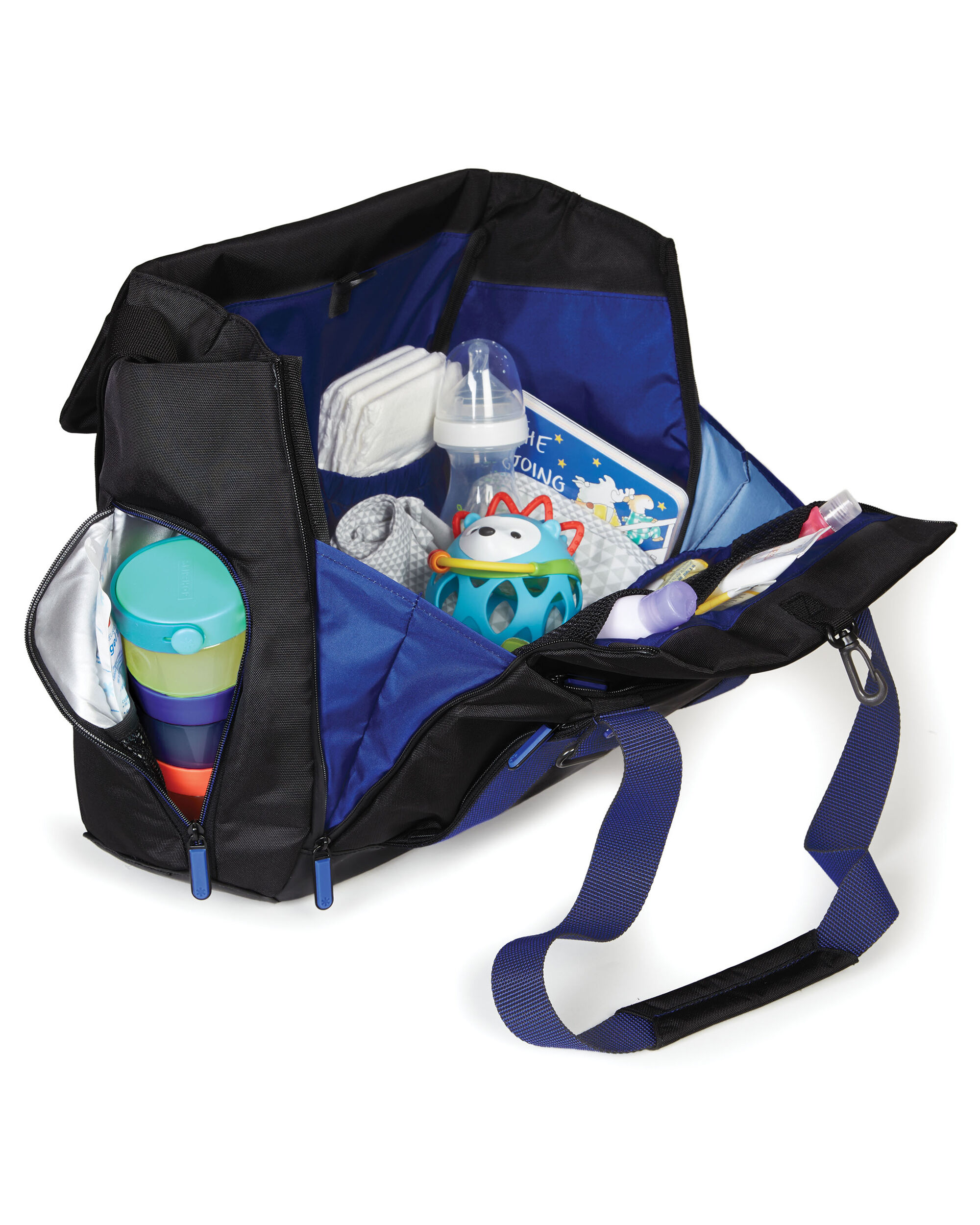 Fit All Access Diaper Bags