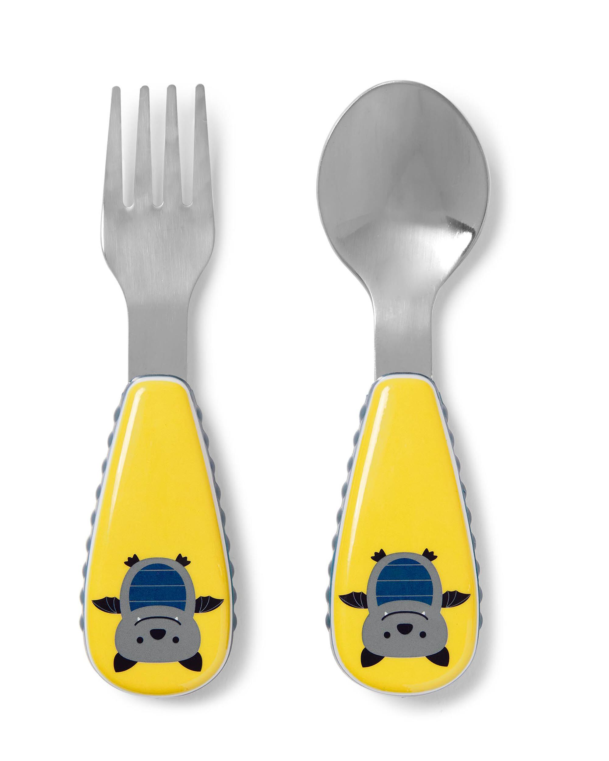 Zootensils Fork & Spoon