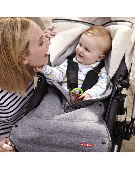 Stroll & Go Three-season Baby Stroller Footmuff