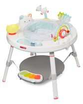 Silver Lining Cloud Baby's View Activity Center, Color, hi-res