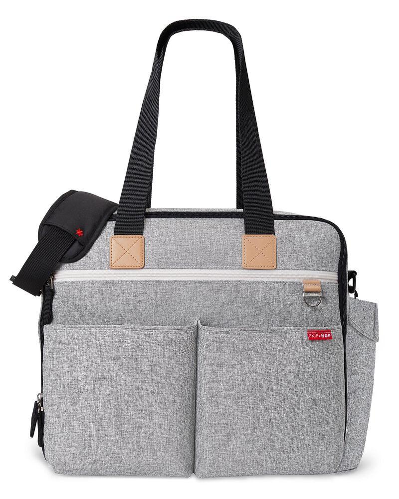 Duo Weekender Diaper Bag Skiphop