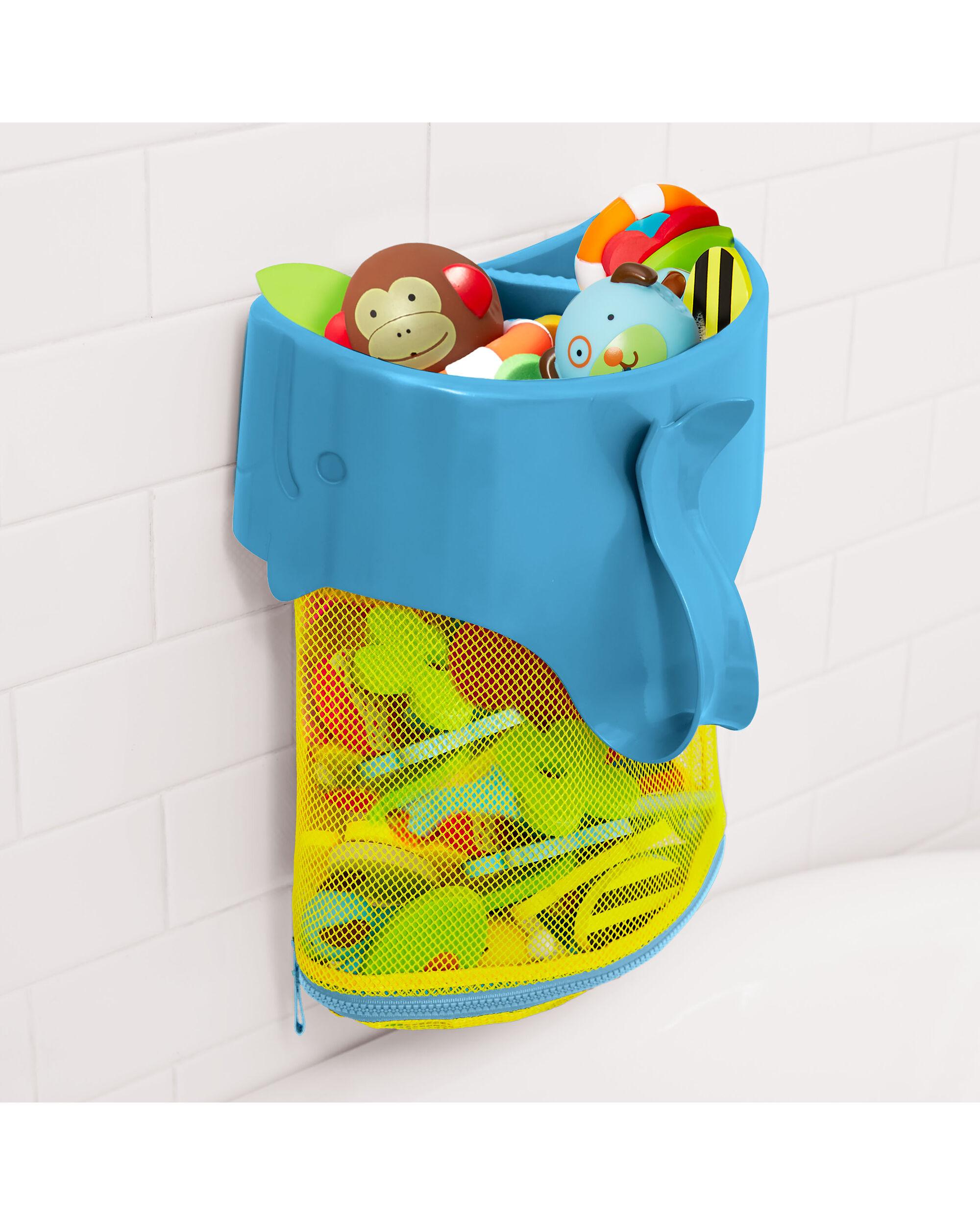... Moby Scoop U0026 Splash Bath Toy Organizer ...