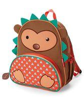 Zoo Little Kid Backpack, Hedgehog, hi-res