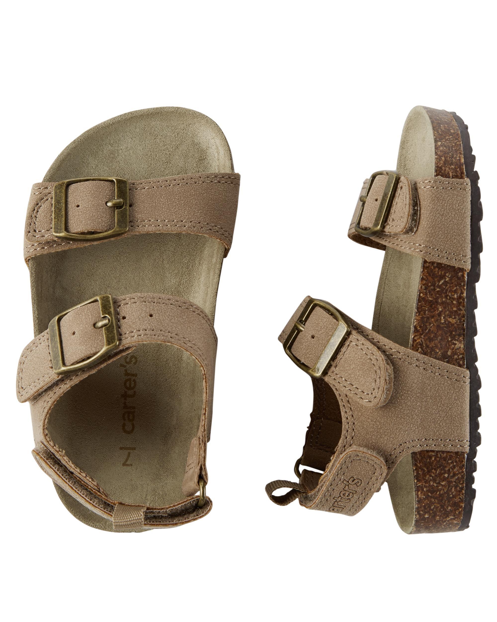 721bc8a73fbf Carter s Cork Sole Sandals ...