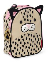 Zoo Lunchie Insulated Kids Lunch Bag, Leopard, hi-res