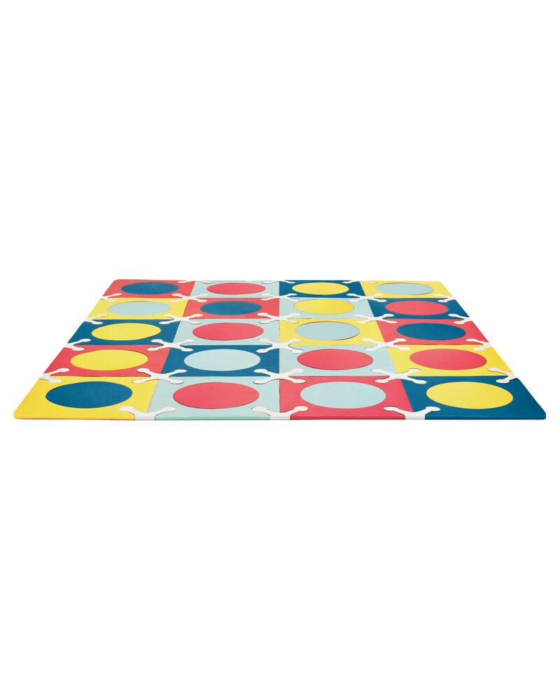 Playspot Geo Foam Floor Tiles Skiphop