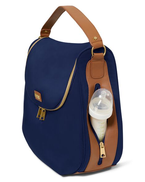 Curve Diaper Bag Satchel