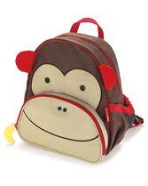 Zoo Little Kid Backpack, Monkey, hi-res