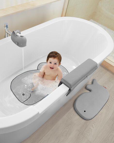 Moby Bath Kneeler - Grey
