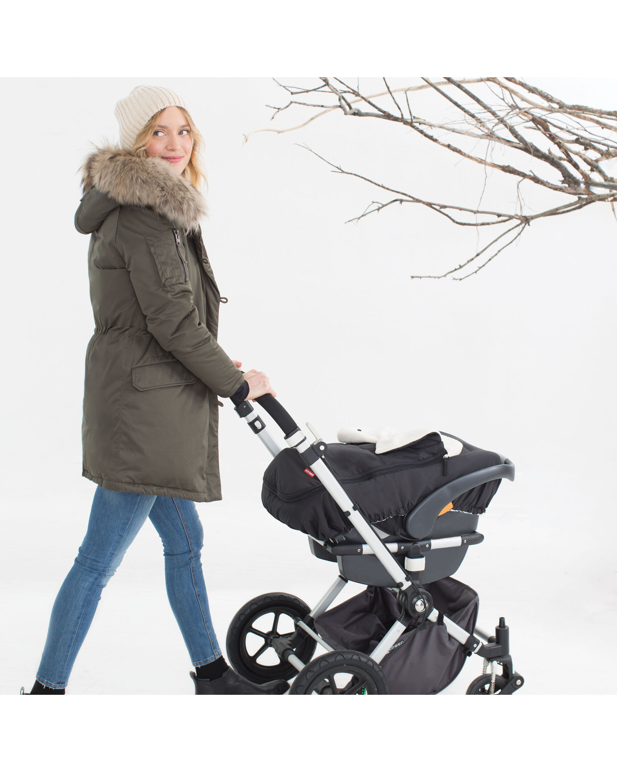Stroll Go Car Seat Cover Skiphop Com