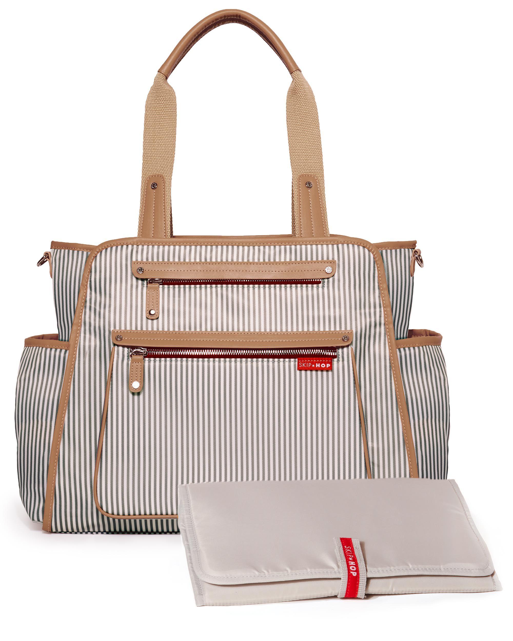 2066ceb9cb723 Grand Central Tote Diaper Bag | Skiphop.com