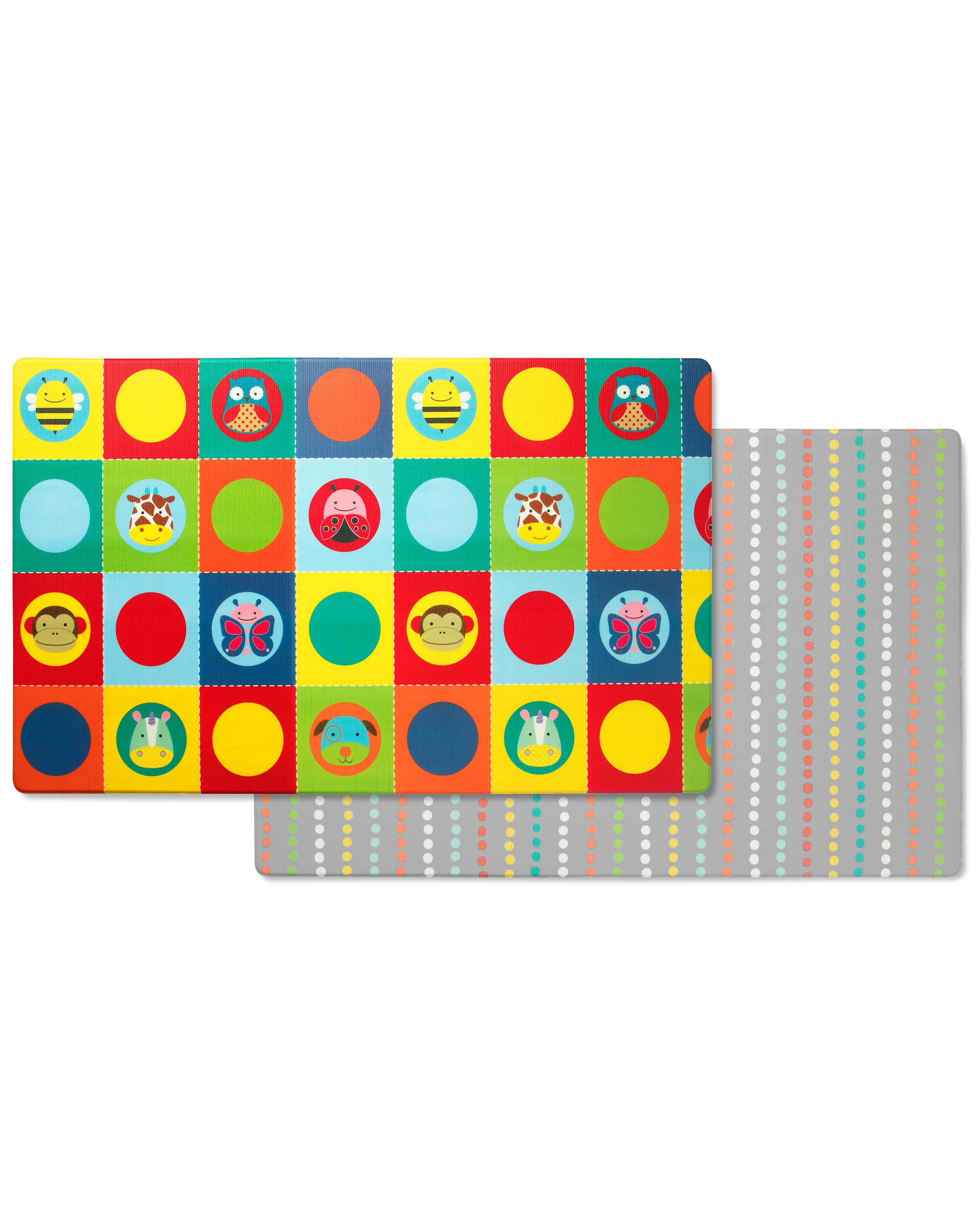 skiphop zoo mega v alphabet and baby com play toys mat playmat playtime
