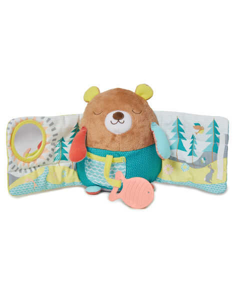 Camping Cubs Activity Bear