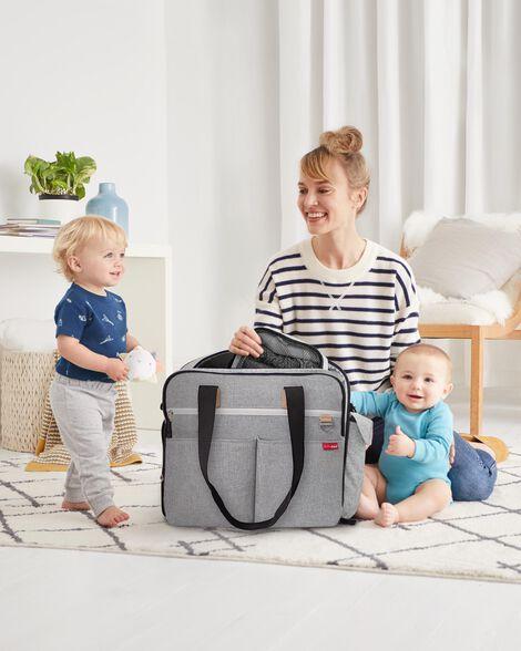 Duo Weekender Diaper Bag