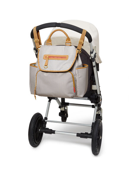Grand Central Backpack Diaper Bag