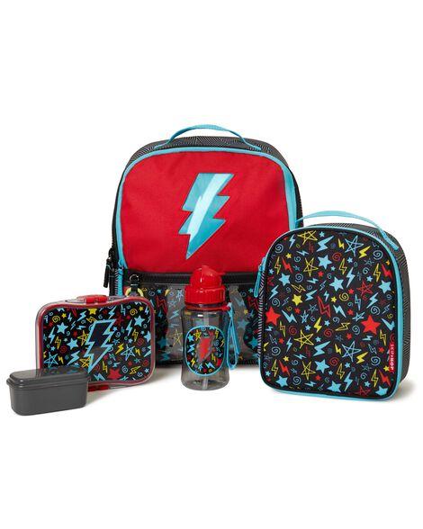 Forget Me Not Lunch Kit - Lightning Bolt