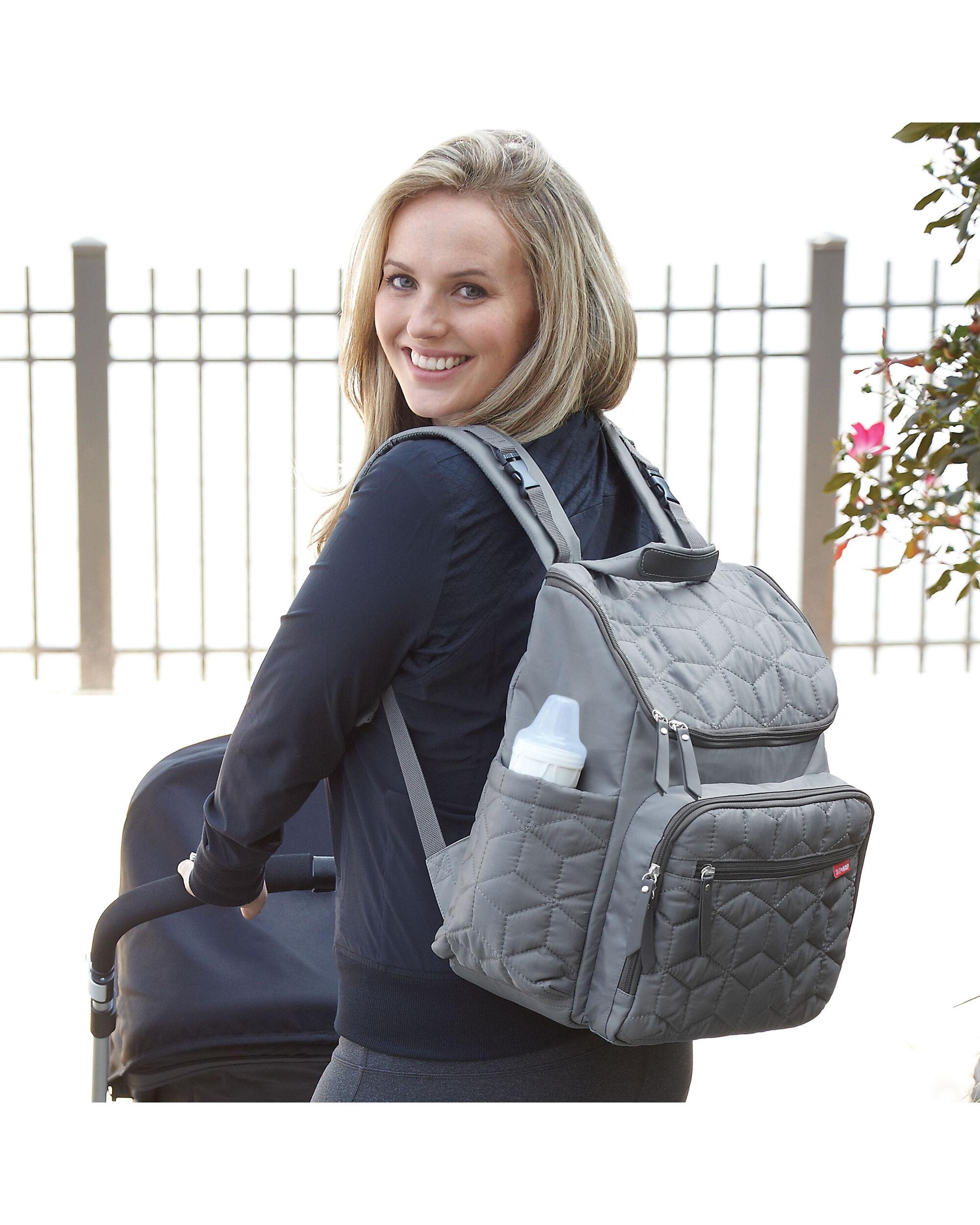 ... Forma Backpack Diaper Bag ...