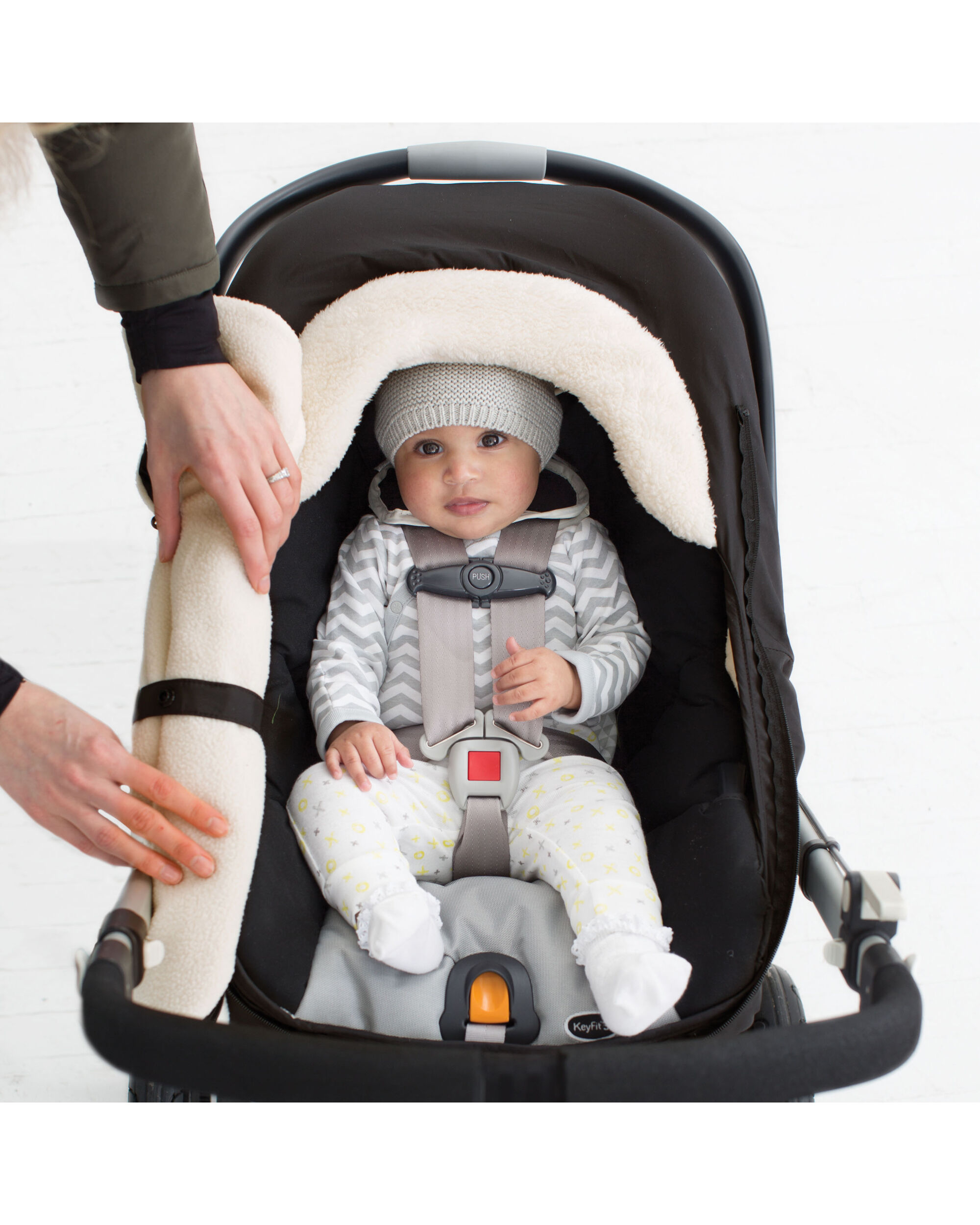 STROLL & GO Car Seat Cover | Skiphop.com
