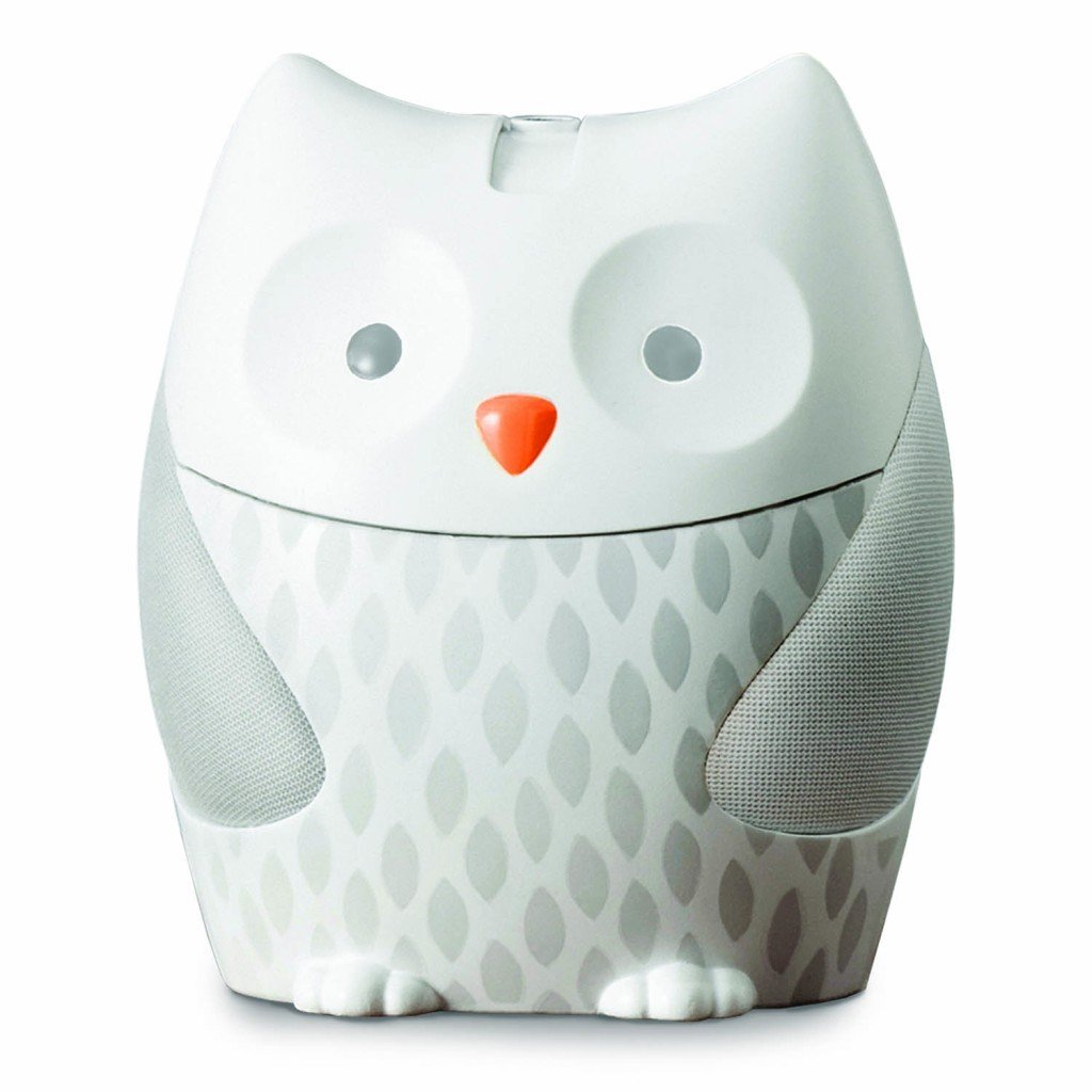 Moonlight & Melodies Nightlight Soother - Owl