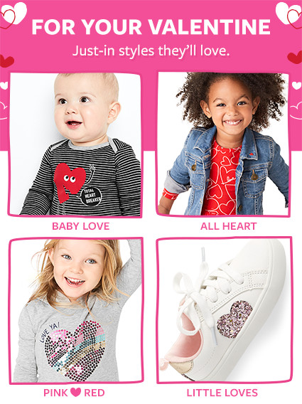 for your valentine | just-in styles they'll love!