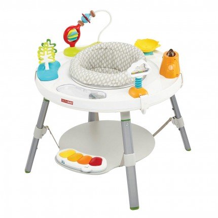 Explore & More Baby's View 3-Stage Activity Center