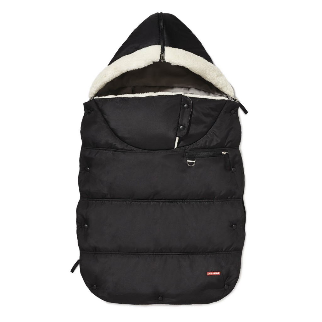 Stroll & Go Three-Season Footmuff