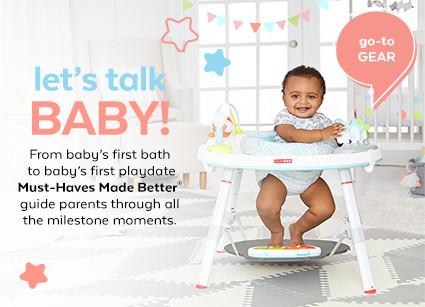 Let's talk baby