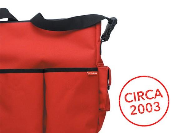 Image of Skip Hop Diaper Bag Circa 2003